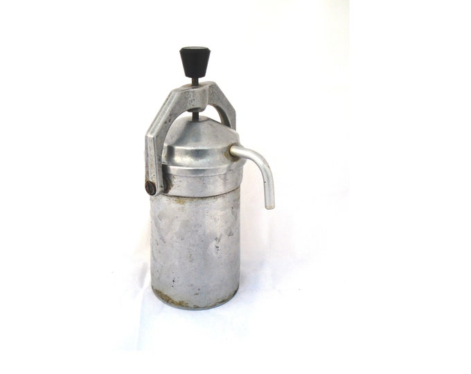 Vintage Coffee Maker, Coffee Maker, Vintage 1960s coffee maker, Moka Pot / european coffee machine