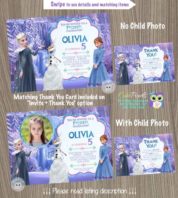 Olafs frozen adventure invitation disney frozen invitation olaf il570xn filmwisefo