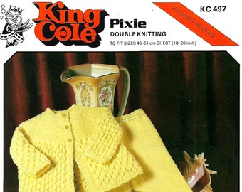 b445e1085 King cole pattern