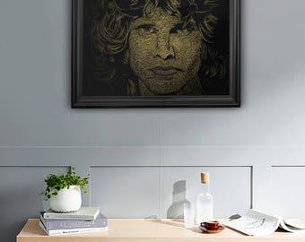 Rock Legend: Jim Morrison
