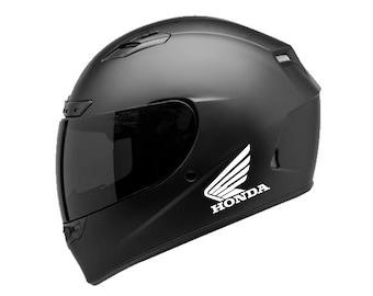 Motorrad Helm Aufkleber Etsy