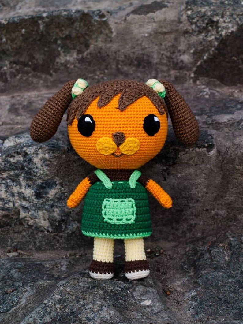dfcdff48fed2 Octonauts Koshi Dog Crochet Toy Amigurumi