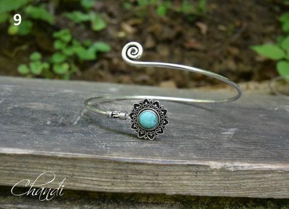 ORIGINAL arm shoulder  bracelets tribal fusion freepeople boho miao gypsy bellydance BANJARA