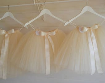 Tutu skirt, girls tutu, flower girl tutu, tutu dress, baby tutu, tulle skirt, tutu skirt, flower girl dress, toddler tutu, ballet tutu