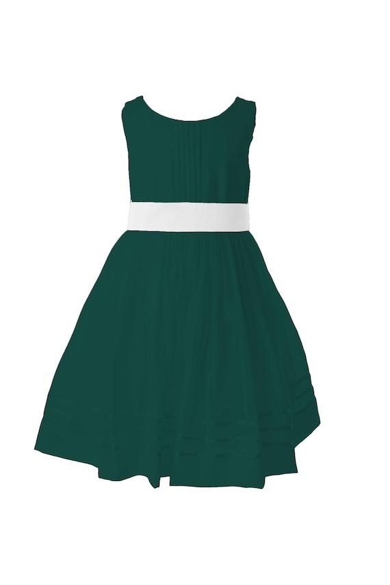 Gedanken an Fang echte Qualität Türkis Blumenmädchen Kleid von Matchimony mit kostenlosen Schärpe in allen  Matchimony Farben erhältlich