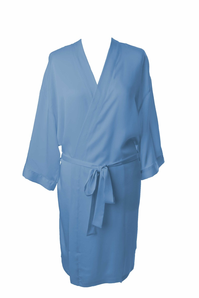 2ab3095540 Powder Blue Dressing Gown Robe by Matchimony available with