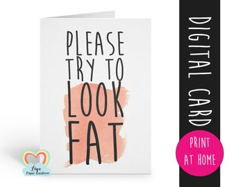 PRINTABLE funny bridesmaid card printable maid of honour card digital download funny bridesmaid proposal instant download love paper rainbow