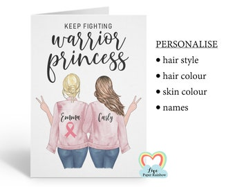 cancer card, funny cancer card, you beat cancer, cancer support card, cancer survivor, chemotherapy card, keep fighting, breast cancer
