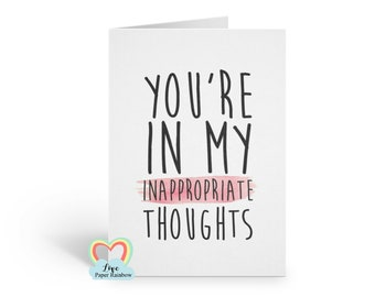 Inappropriate Cards Etsy