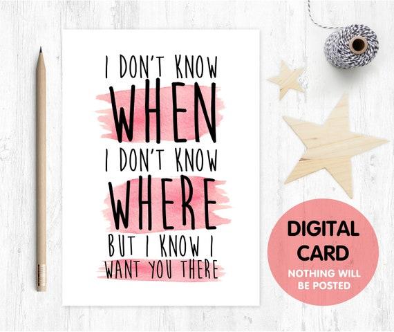 PRINTABLE bridesmaid card, will you be my bridesmaid printable, maid of honour card, bridesmaid proposal printable, digital download