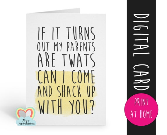 funny godfather card printable godmother card will you be my godparents printable godfather card rude godfather card instant download