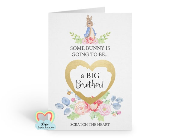 i'm pregnant, pregnancy reveal, pregnancy announcement, pregnancy scratch card, i'm pregnant scratch card, you're going to be a big brother