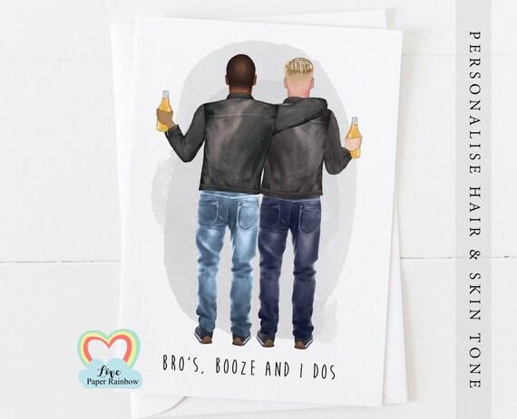 best man card, be my best man, usher card, personalised best man card, funny best man card, booze best man, beer best man card