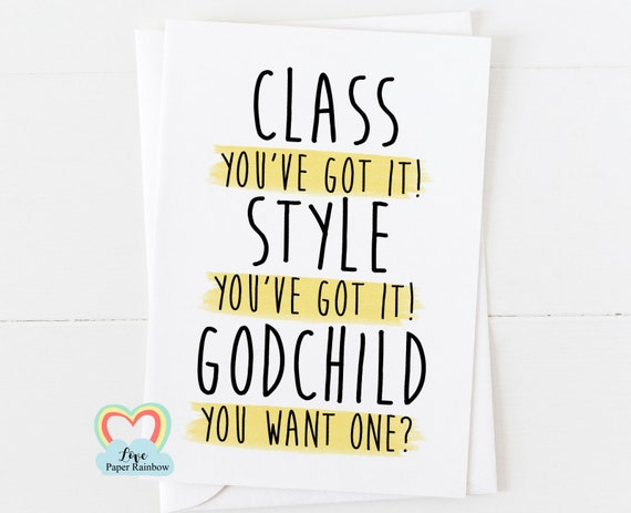 funny godmother card  funny godfather card godmother proposal will you be my godparent do you want a godchild
