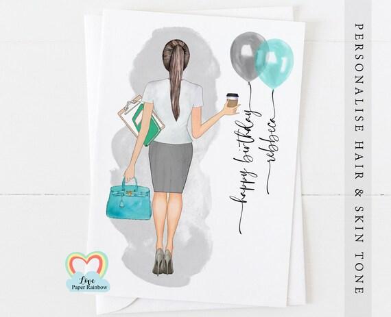 teacher birthday card, tutor birthday card, professor birthday card, lecturer birthday card, teaching assistant birthday card, receptionist