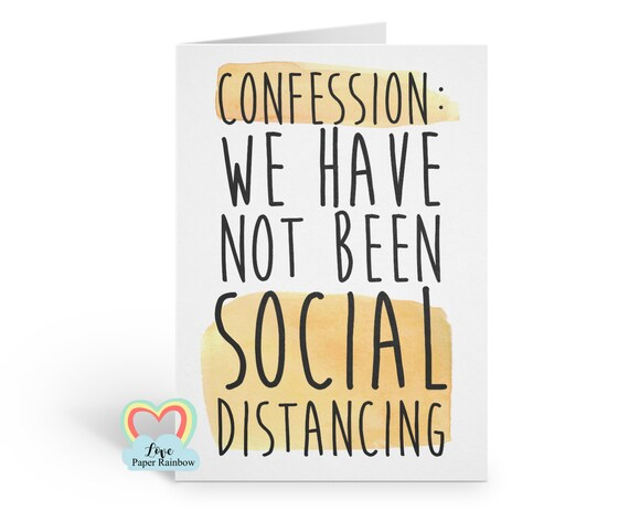 social distance pregnancy card funny pregnancy card we are having a baby you're going to be grandparents pregnancy announcement