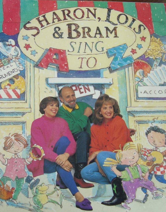 Sharon Lois & Bram s Songs