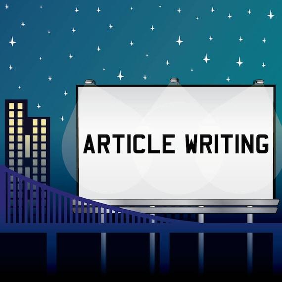 Article Writing Seo Writing Seo Services Copywriting Help  Etsy Image