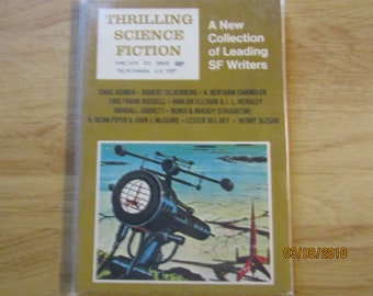 Thrilling Science Fiction