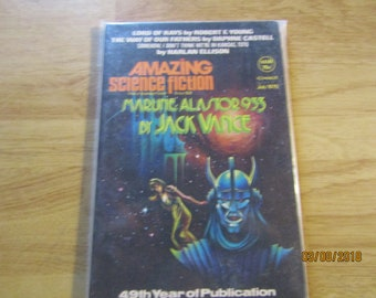 Amazing Science Fiction-