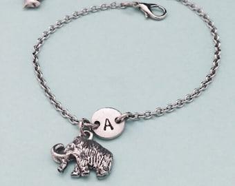 Mammoth bracelet | Etsy