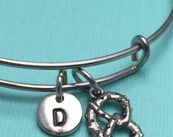 costumes beer jug begging bracelet bracelet Pretzel silver plated