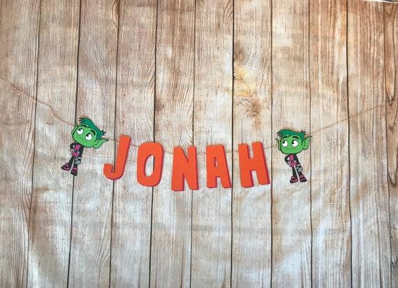 Teen Titans Go Birthday Banner - jenna the ninja turtle game roblox