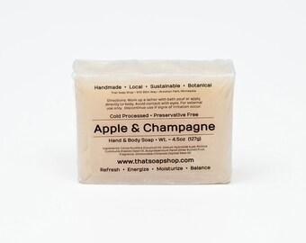 Apple & Champagne