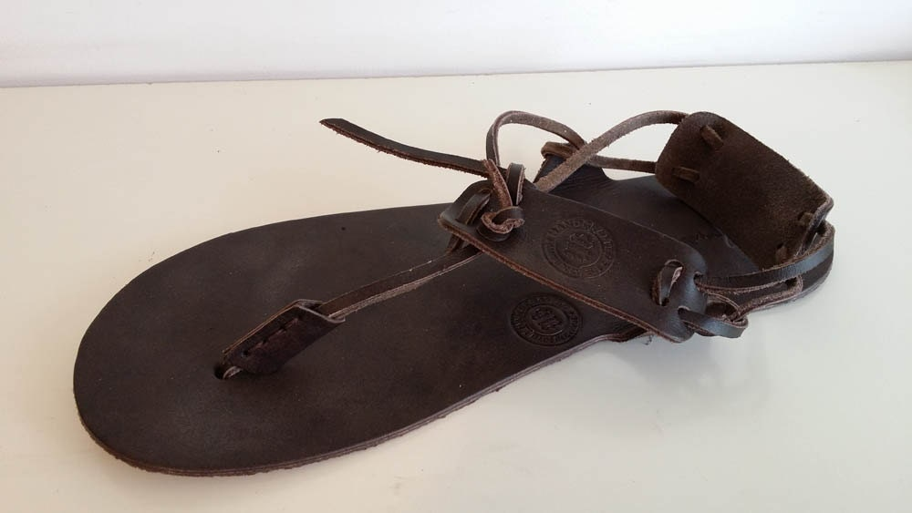 Men Genuine Barefoot BarefootFree Huarache Shipping SandalsNew Sparta Leather SandalsHandmade 3j5RL4A