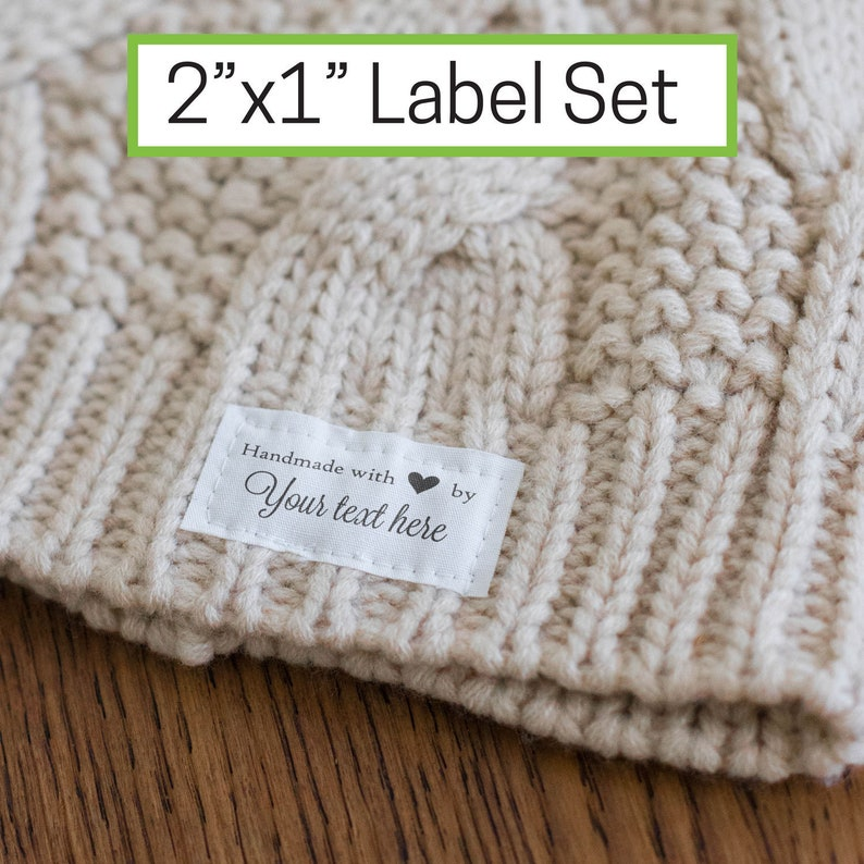 fabric tags personalized sewing labels quilt labels image 0