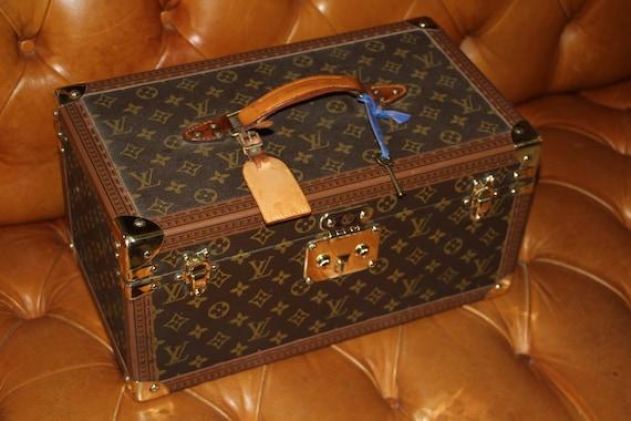 Louis Vuitton Train Case, Louis Vuitton Jewelry Ca