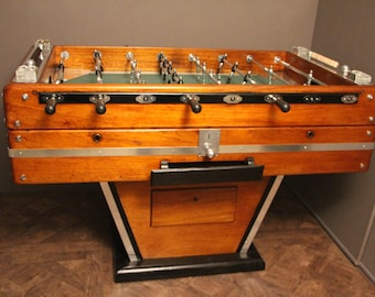 1930's French Foosball Table
