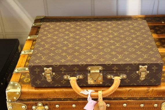 Louis Vuitton Monogramm Briefcase,Louis Vuitton At