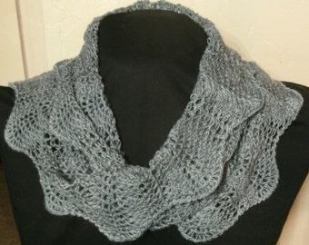 Crochet Mobius Cowl Pattern