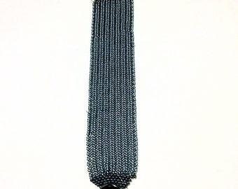 Herringbone cuff