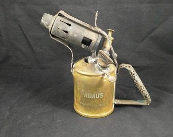 PRIMUS 632 blowtorch Vintage Blowtorch Vintage Burner Primus Burner Primus Blowtorch Toolbox kerosene blowtorch welding vintage tool retro