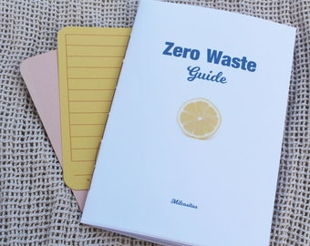 Zine Zero Waste Guide german