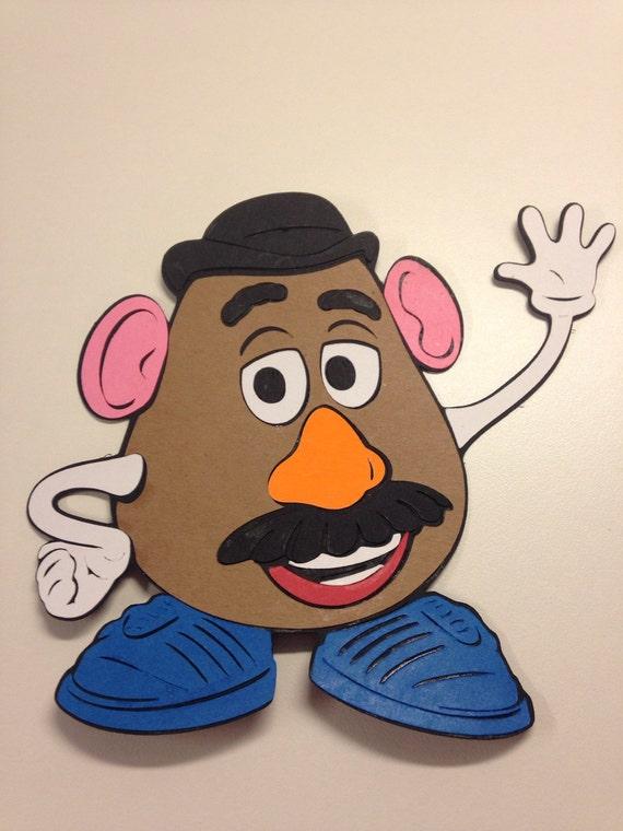 Toy Storys Mr Potato Head Die Cut