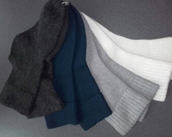 Filched Lamb Wool Socks