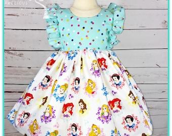 533d18a89aa4e Girls princess dress | Etsy