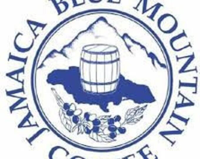 AMBER World Best Coffee  BEAN 100%  Jamaica Blue Mountain Coffee Bean  Blue Mountain - 16 oz (454 g)