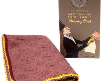 Gold Jewelery Dual Gold Polishing Cloth-  30cm x 45cm