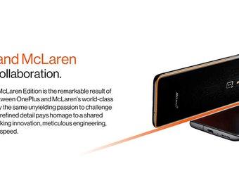 OnePlus 7T Pro McLaren Limited Edition, 48MP Camera, 12GB+256GB