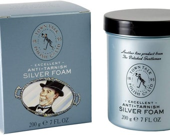 Silver Foam Cleaner Excellent Anti-Tarnish Siver Foam Cleaner- 200g