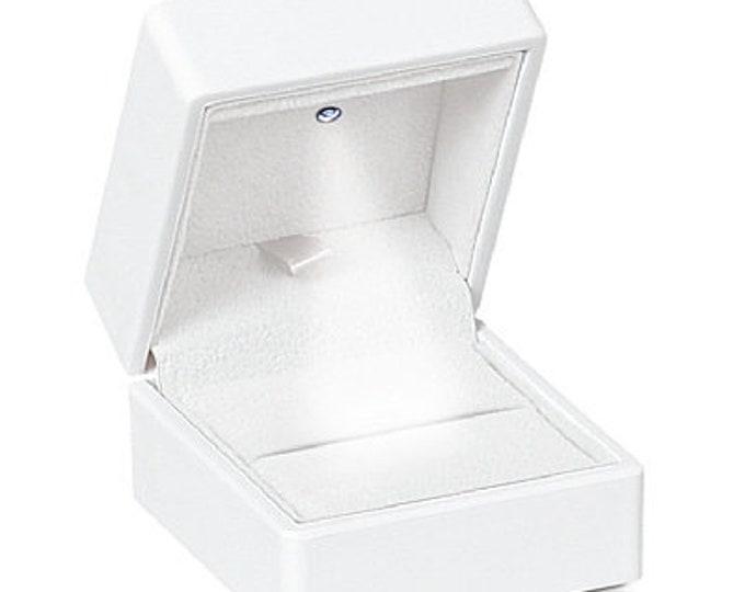 Light Ring Box  Ideal For Engagement -Wedding -Anniversary -Valentine -Birthday