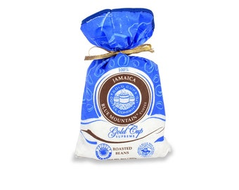 Jamaica Blue Mountain Gold Cup Supreme Coffee  8 0Z (227g) GROUND SPECIAL OFFER 100%  Blue Mountain Coffee Bean World Best