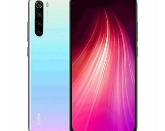 Redmi Note 8, 48MP Camera, 4GB+64GB, Global Official Version Xiaomi- Available in White- Blue- Black