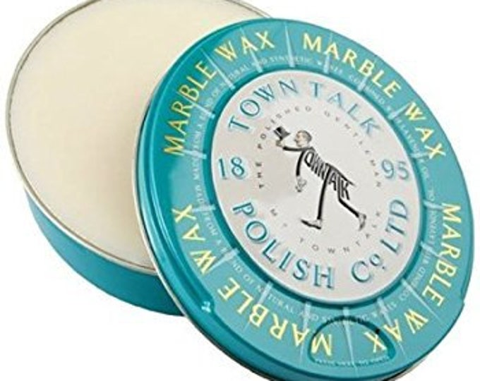 Marble Wax 150g -Town Talk- Made in UK