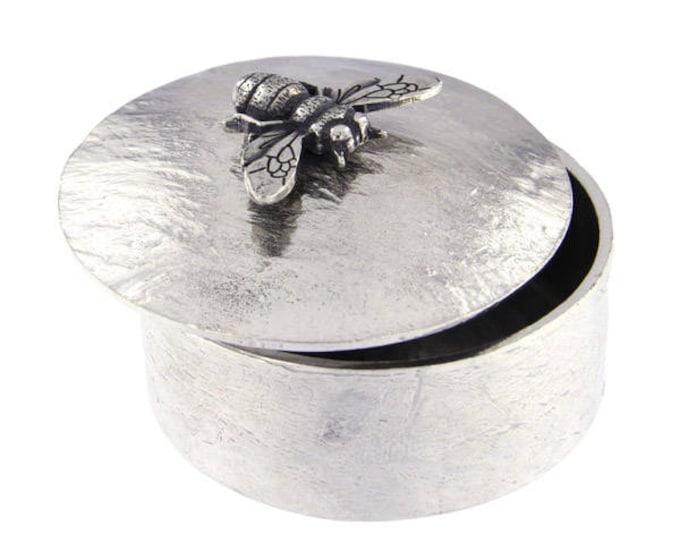 Trinket Bee trinket box -Hand Made and Design in UK