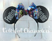 Foolish Mortals mouse ears, mansion, headband, hair accessories, vacation, bounding, haunted, halloween, dress up, pretend play